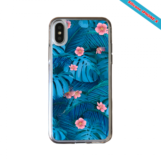 Coque silicone Galaxy A10S Fan d'Overwatch Ashe super hero