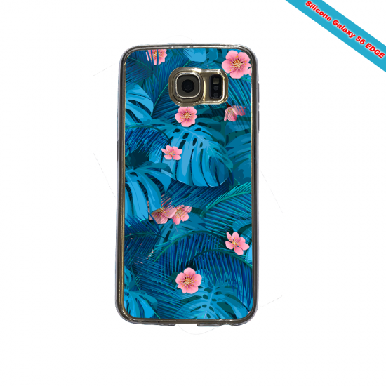 Coque silicone Galaxy A10S Fan de Johnny Halliday fury