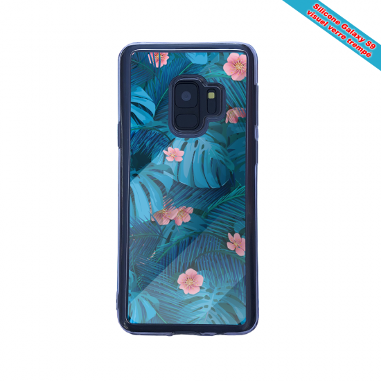 Coque silicone Galaxy A10S Fan de Panda