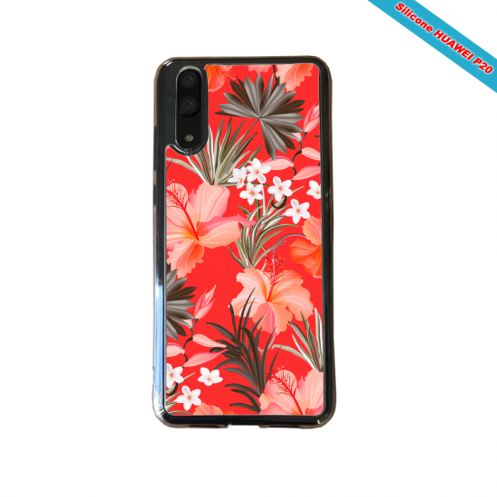 Coque silicone Galaxy A10S Fan de Ligue 1 Montpellier splatter