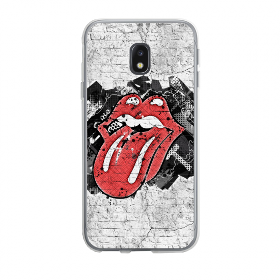 Coque silicone Galaxy A20-A30 Fan d'Overwatch Pharah super hero