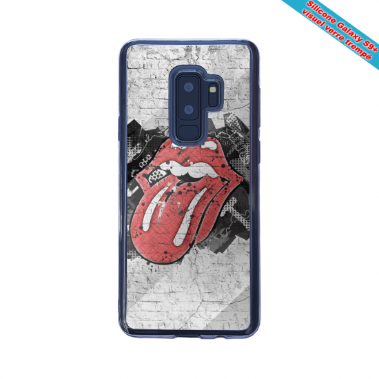 Coque silicone Galaxy A20-A30 Fan d'Overwatch ana super hero