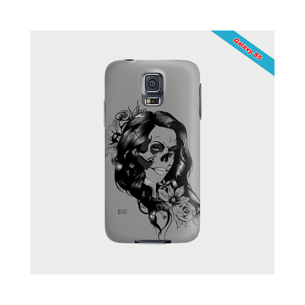 Coque iphone 5/5S Fan de Rockstar