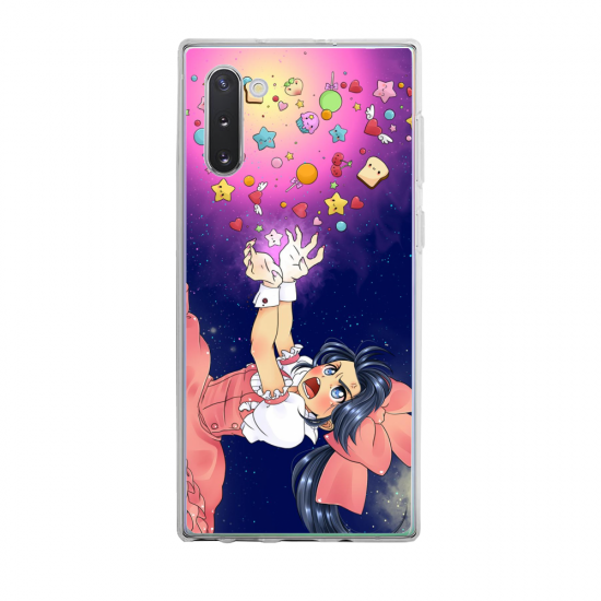 Coque silicone Galaxy A21S Grizzly mandala