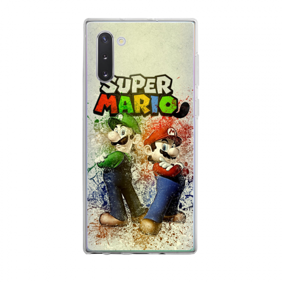 Coque silicone Galaxy A21S Fan d'Overwatch Pharah super hero