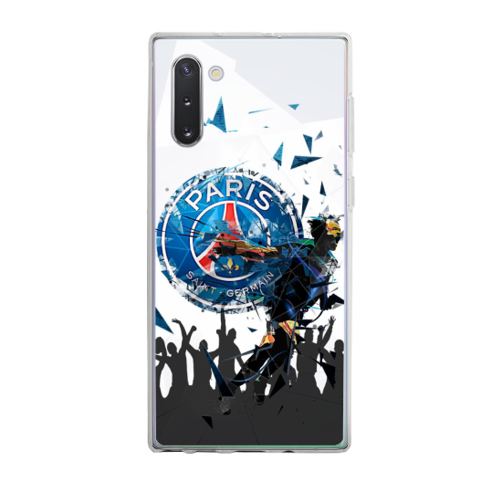 Coque silicone Galaxy A21S Amour