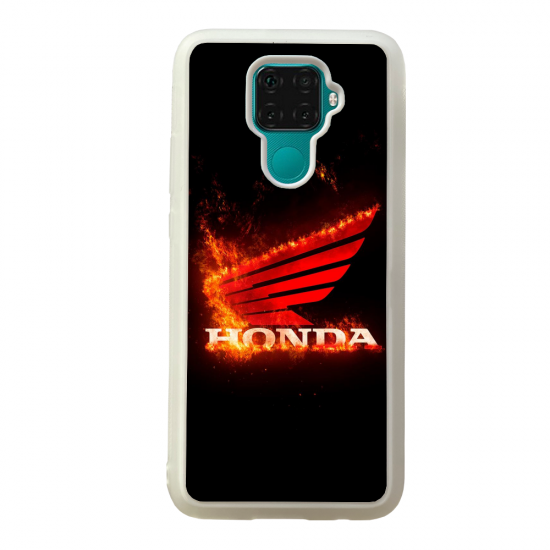 Coque silicone Galaxy A40S ou M30 Lady skull