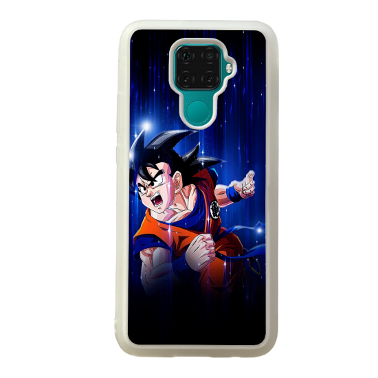 Coque silicone Galaxy A40S ou M30 Fan de Sigma Overwatch
