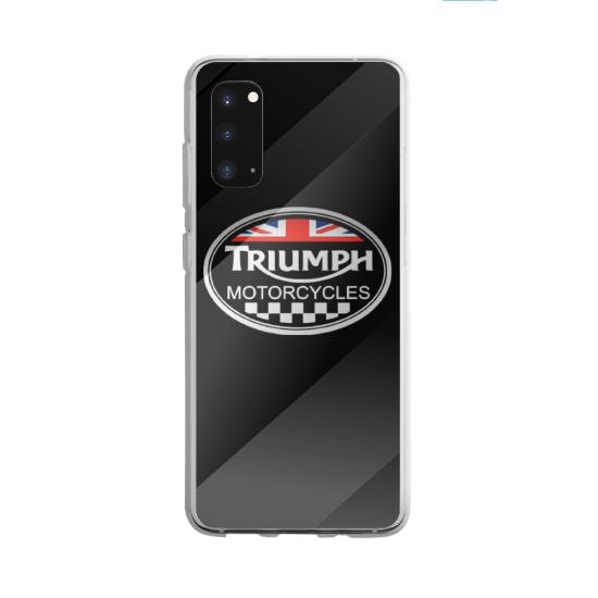 Coque silicone Galaxy A40S ou M30  lion mandala