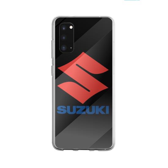 Coque silicone Galaxy A40S ou M30 Fan de The Rolling Stones géometrics
