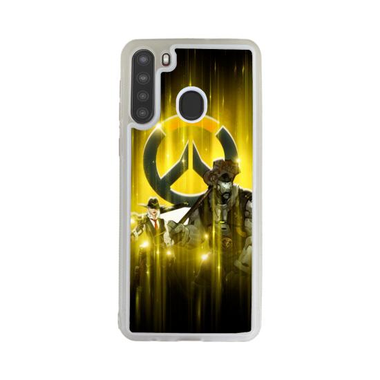 Coque silicone Galaxy J4 PLUS Fan de Yamaha Obsidienne