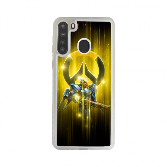 Coque Silicone Galaxy S8 Fan de Yamaha Obsidienne