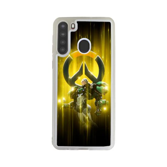 Coque Silicone Galaxy S8 PLUS Fan de Yamaha Obsidienne