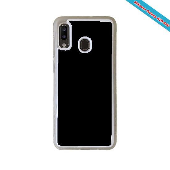 Coque Silicone iphone 7/8 PLUS Verre trempé Fan de Ducati Obsidienne