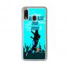 Coque silicone Iphone SE 2020 verre trempé Fan de Ducati Obsidienne