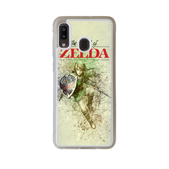 Coque silicone Galaxy J4 PLUS Fan de Ducati Obsidienne