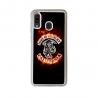 Coque silicone Galaxy J6 Fan de Ducati Obsidienne