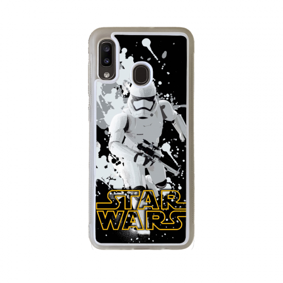 Coque silicone Galaxy J6 PLUS Fan de Ducati Obsidienne
