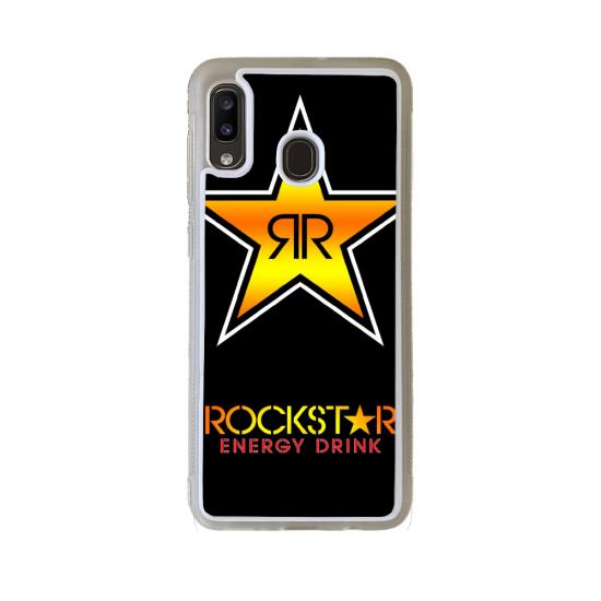Coque silicone Galaxy J7 2018 Fan de Ducati Obsidienne