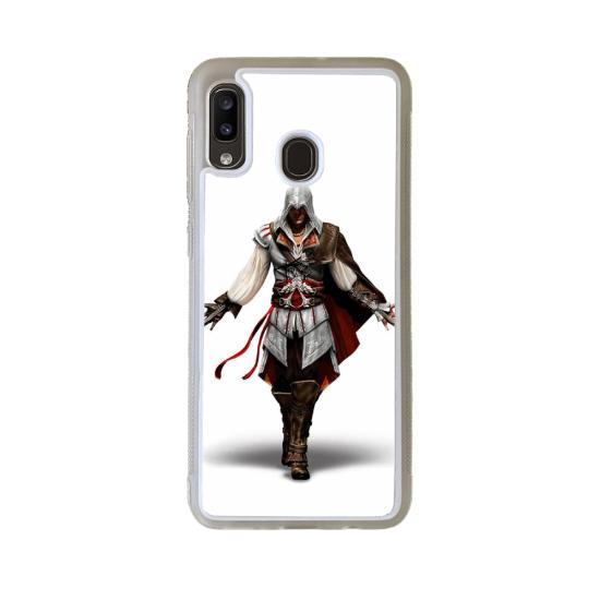 Coque silicone Galaxy J8 Fan de Ducati Obsidienne