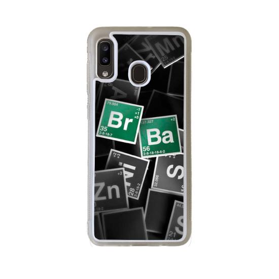 Coque Silicone Galaxy S7 Fan de Ducati Obsidienne