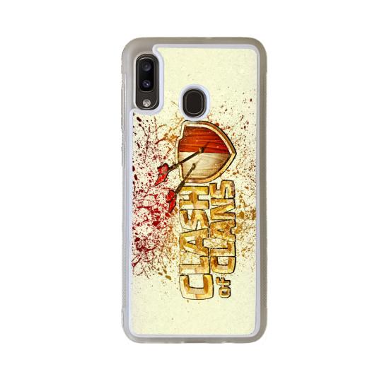 Coque Silicone Galaxy S10 PLUS Fan de Ducati Obsidienne