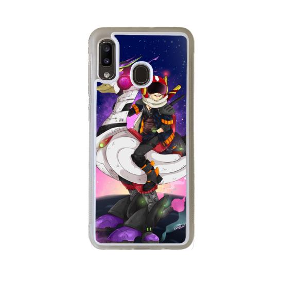 Coque silicone Huawei Mate 20 Fan de Ducati Obsidienne
