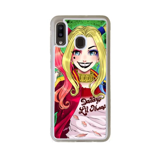 Coque silicone Huawei P20 LITE Fan de Ducati Obsidienne