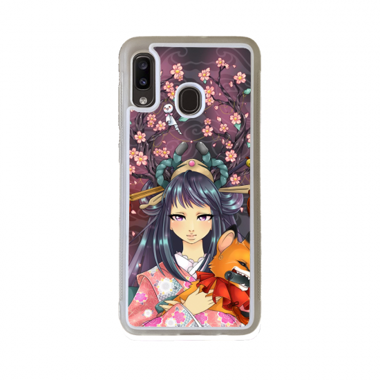 Coque silicone Huawei P40 Fan de Ducati Obsidienne
