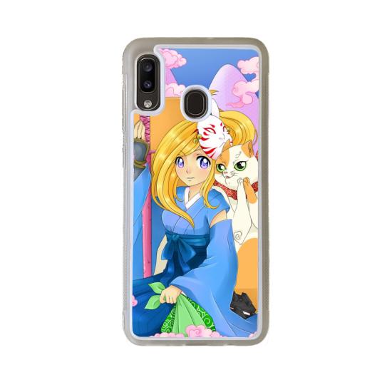 Coque silicone Huawei P40 Lite Fan de Ducati Obsidienne