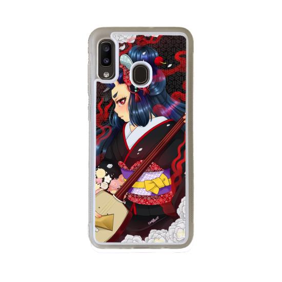 Coque silicone Huawei P40 Pro Fan de Ducati Obsidienne