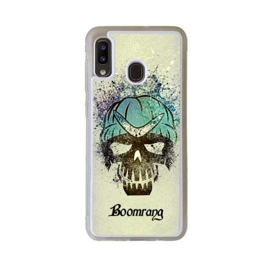Coque Silicone iphone 5/5S/SE Fan de Rugby Agen Géometrics