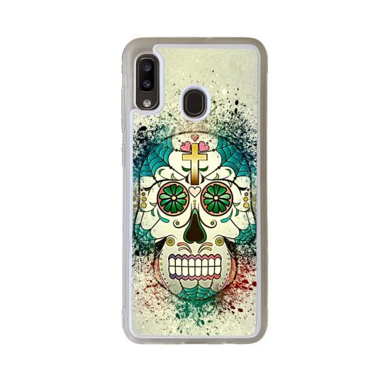 Coque Silicone iphone 5/5S/SE Fan de Rugby Pau Géometrics