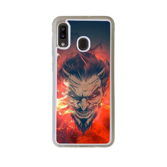 Coque Silicone iphone 5/5S/SE Fan de Rugby Racing 92 Géometrics
