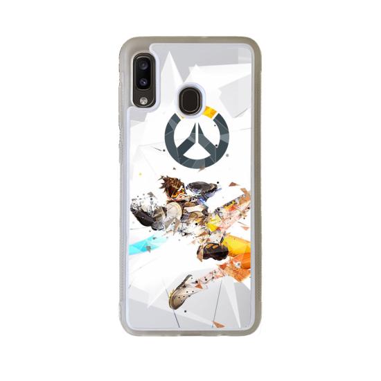 Coque Silicone iphone 5/5S/SE Fan de Rugby Clermont Destruction