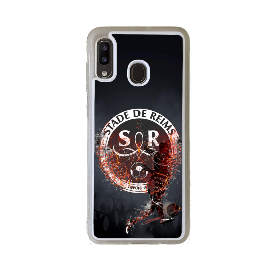 Coque Silicone iphone 5C Fan de Rugby Clermont Graffiti