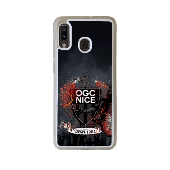 Coque Silicone iphone 5C Fan de Rugby Montpellier Graffiti