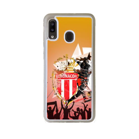 Coque Silicone iphone 5C Fan de Rugby Toulon Géometrics