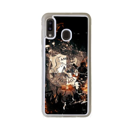 Coque Silicone iphone 5C Fan de Rugby Brive Destruction
