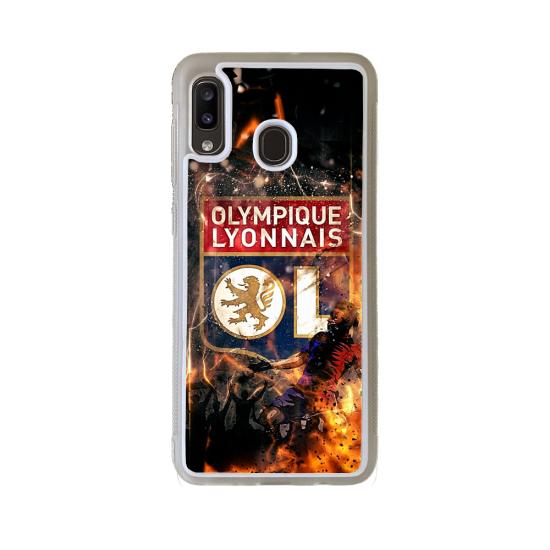 Coque Silicone iphone 5C Fan de Rugby Pau Destruction