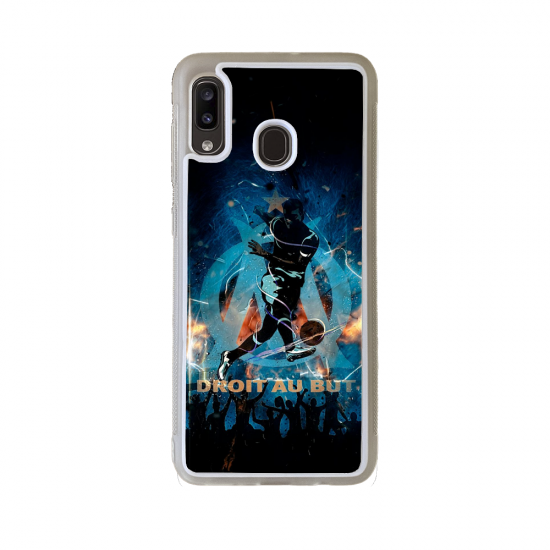 Coque Silicone iphone 5C Fan de Rugby Racing 92 Destruction