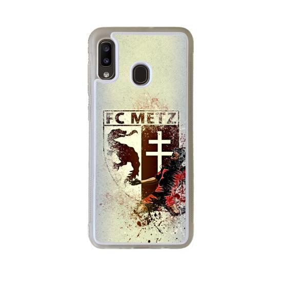 Coque silicone Iphone 6/6S Fan de Rugby Bayonne Destruction