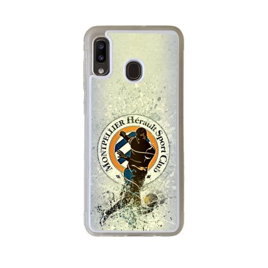 Coque silicone Iphone 6/6S Fan de Rugby Brive Destruction
