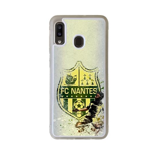 Coque silicone Iphone 6/6S Fan de Rugby Castres Destruction