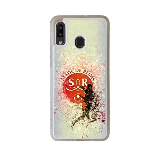 Coque silicone Iphone 6/6S Fan de Rugby Paris Destruction