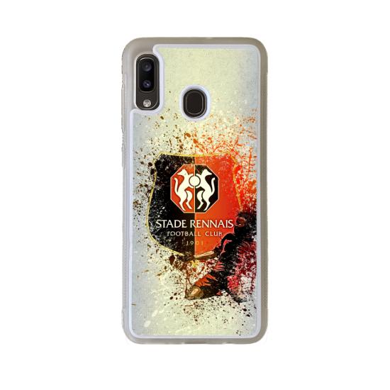 Coque silicone Iphone 6/6S Fan de Rugby Pau Destruction