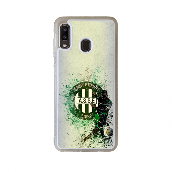 Coque silicone Iphone 6/6S Fan de Rugby Racing 92 Destruction