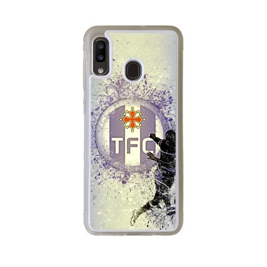 Coque silicone Iphone 6/6S Fan de Rugby Toulon Destruction