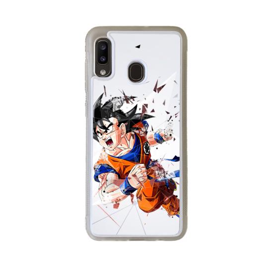 Coque silicone Iphone 6/6S verre Trempé Fan de Rugby Montpellier Géometrics