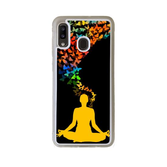 Coque silicone Iphone 6/6S verre Trempé Fan de Rugby Pau Géometrics